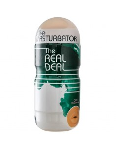 Masturbador The Real Deal...