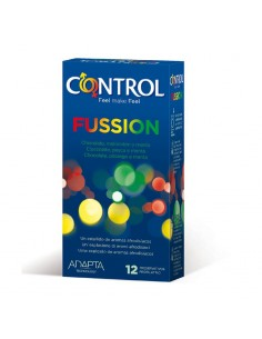 Preservativos Fussion 12...