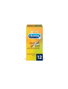 Preservativos Real Feel 12...