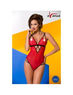 Salome Body Rojo