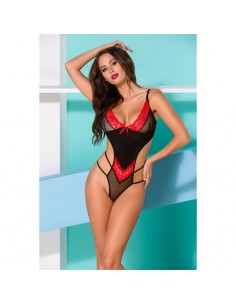 ODINA Body Black/Red
